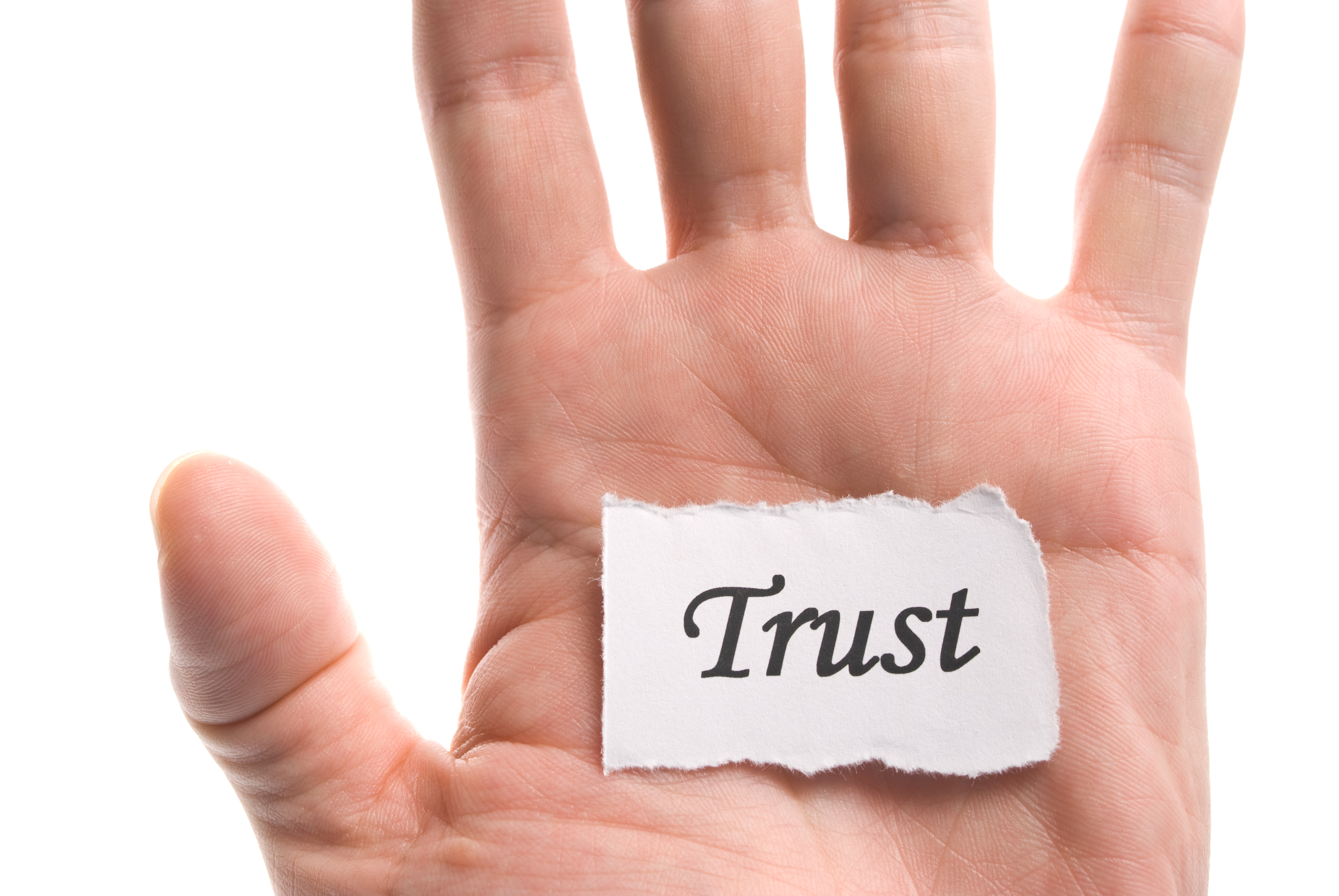 Confianza Trust Marketing de Causa