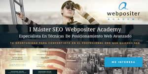 Elia Guardiola - Master SEO Webpositer Acedemy - Ahorra 500€ con el código MSWLG36