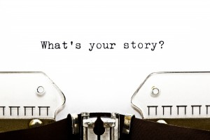 What is Your Story. Storytelling
