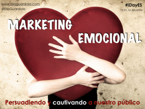Marketing Emocional iDay