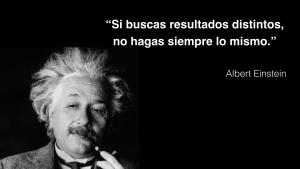 Momento WOW Elia Guardiola. Albert Einstein