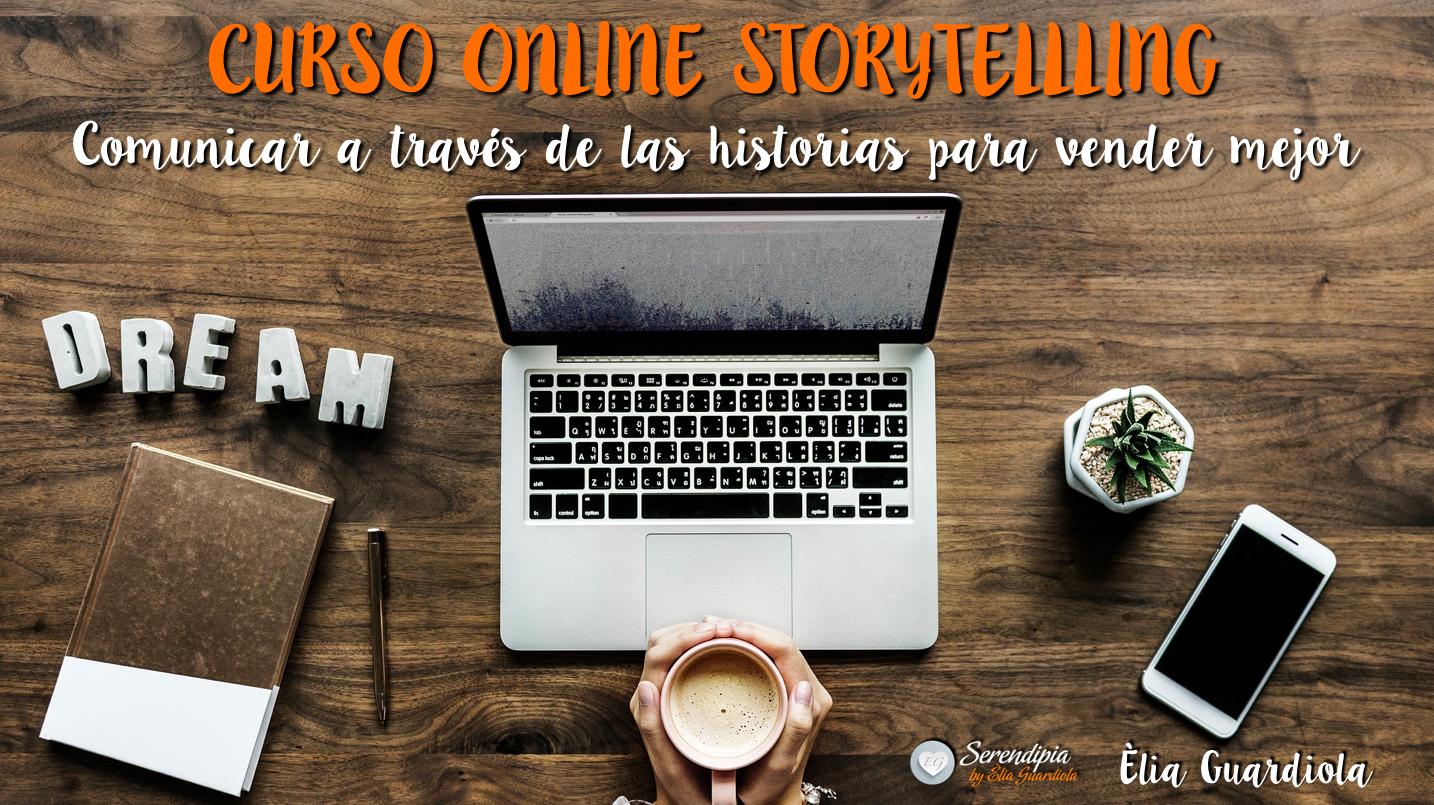 Curso Online Storytelling. Elia Guardiola