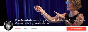 Píldoras de Marketing en Instagram Elia Guardiola