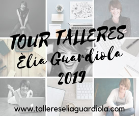 Talleres de Marketing Emocional y Storytelling de Èlia Guardiola