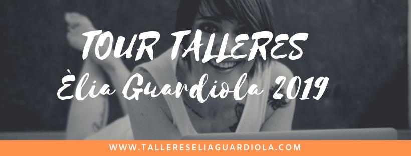 tour talleres Elia Guardiola