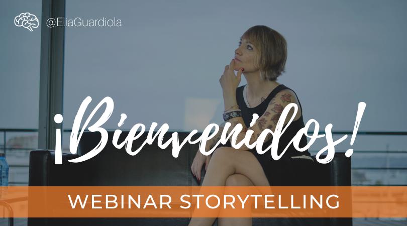 webinar storytelling