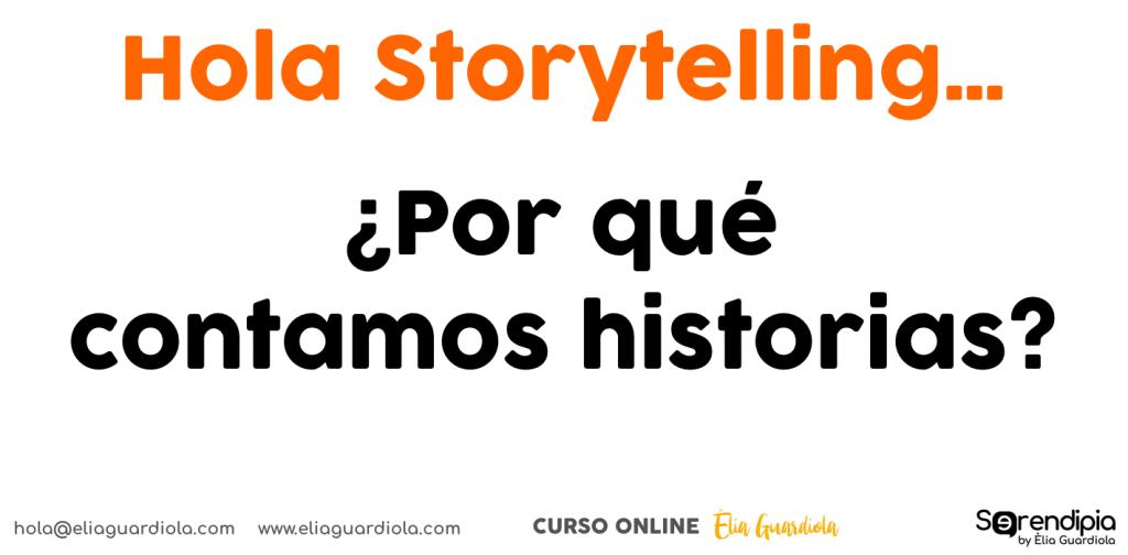 Storytellers Storytelling